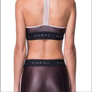 Koral Pants - Adorable Koral workout set! XS, great condition